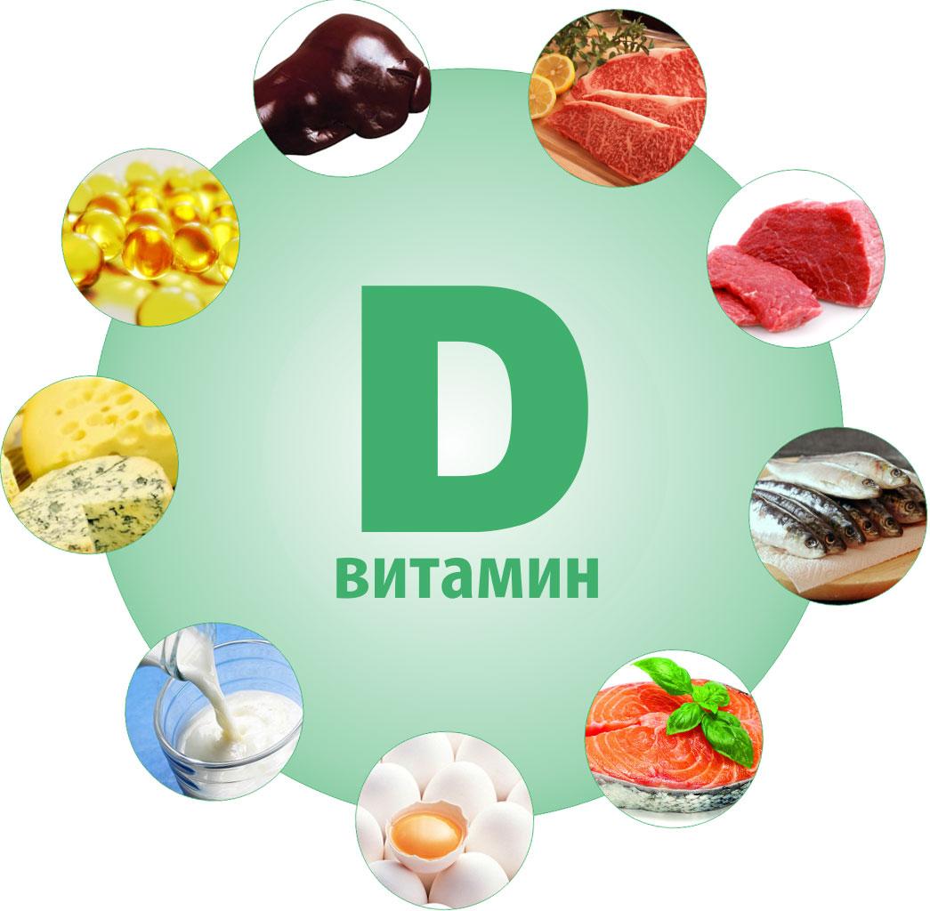 прием на витамин Д