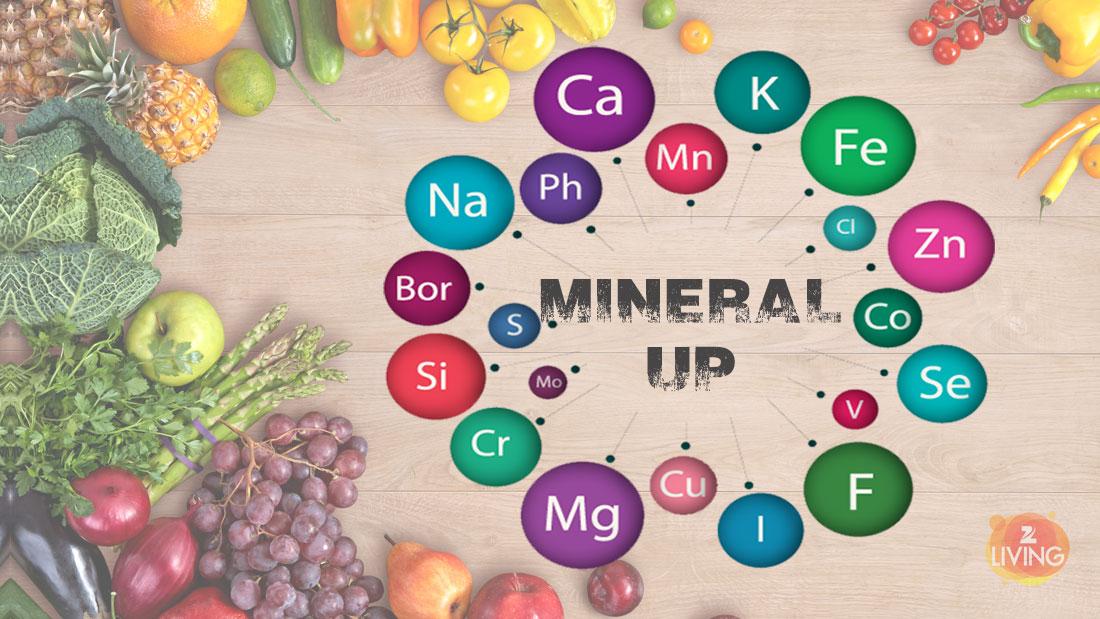 недостиг на минерали в организма