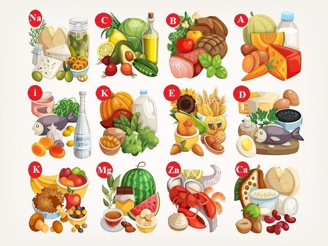 дефицит на витамини и минерали