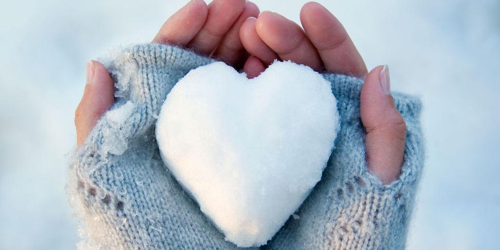 студът крие риск за сърцето