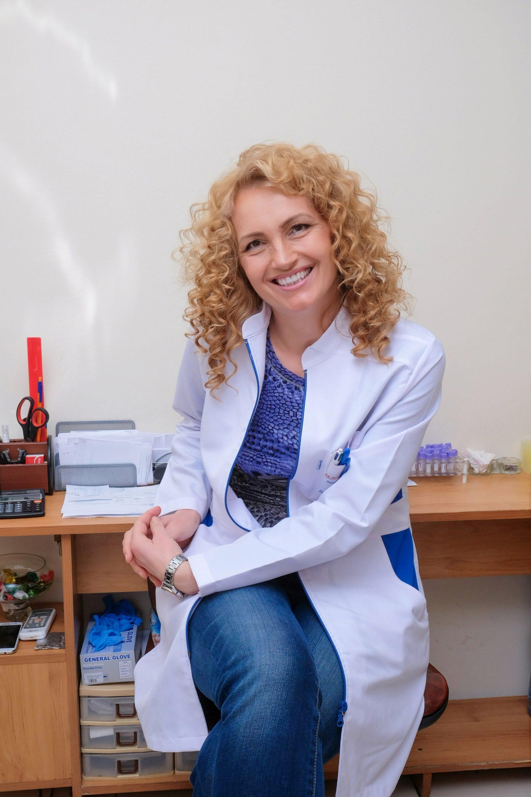 д-р Делчева за коронавируса