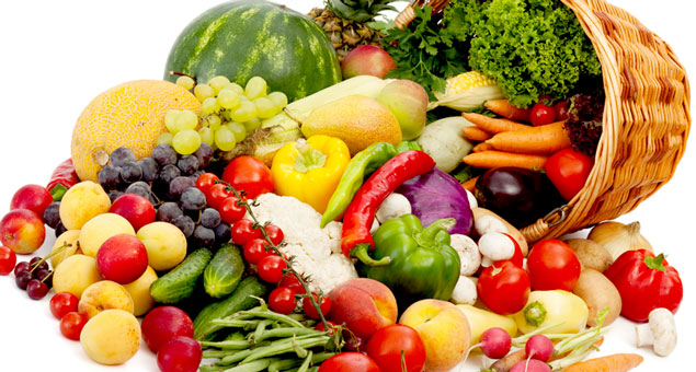 витамини в храната
