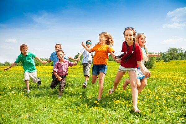 движение и спорт за деца