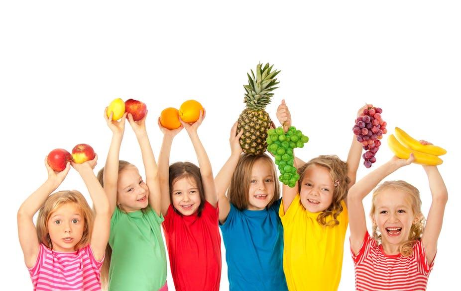 здравословна дието с плодове