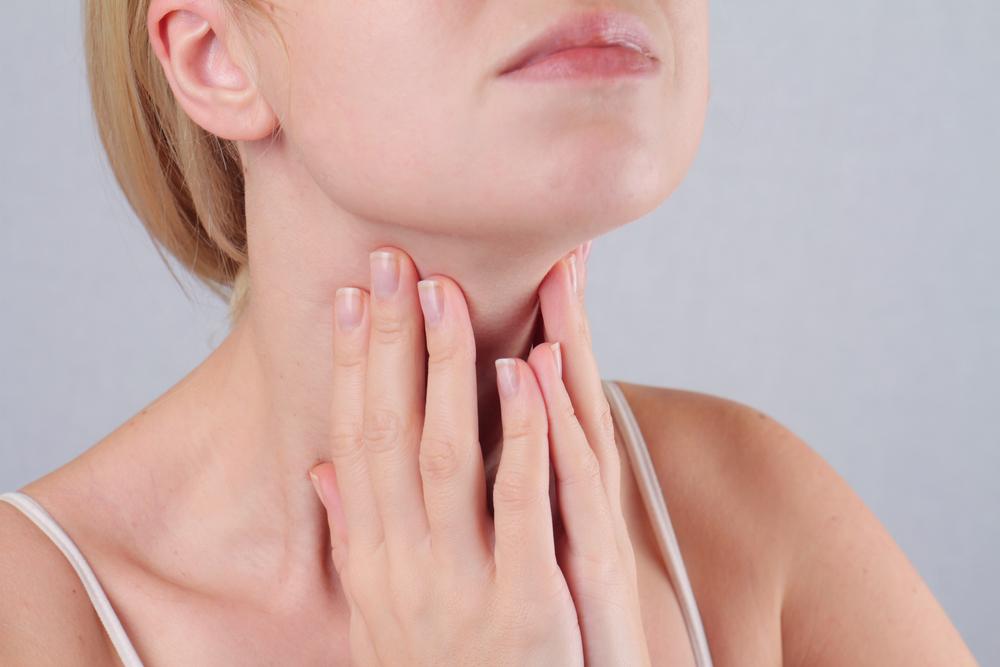 Признаци за проблем с щитовидната жлеза