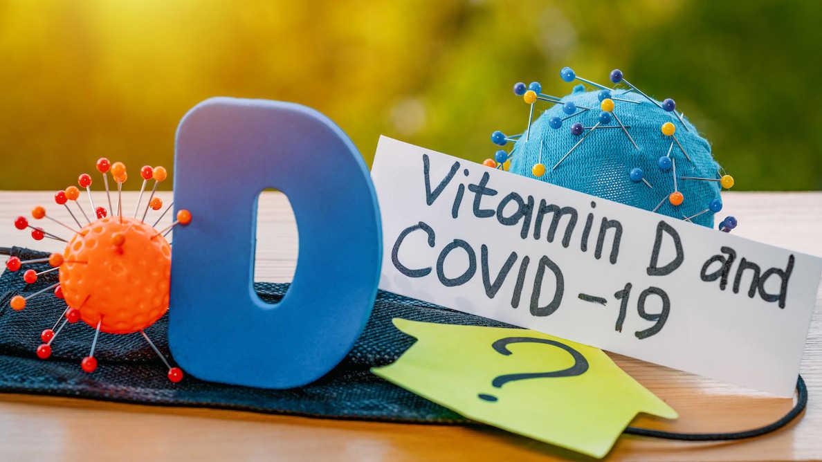 витамин D3 за коранвируса