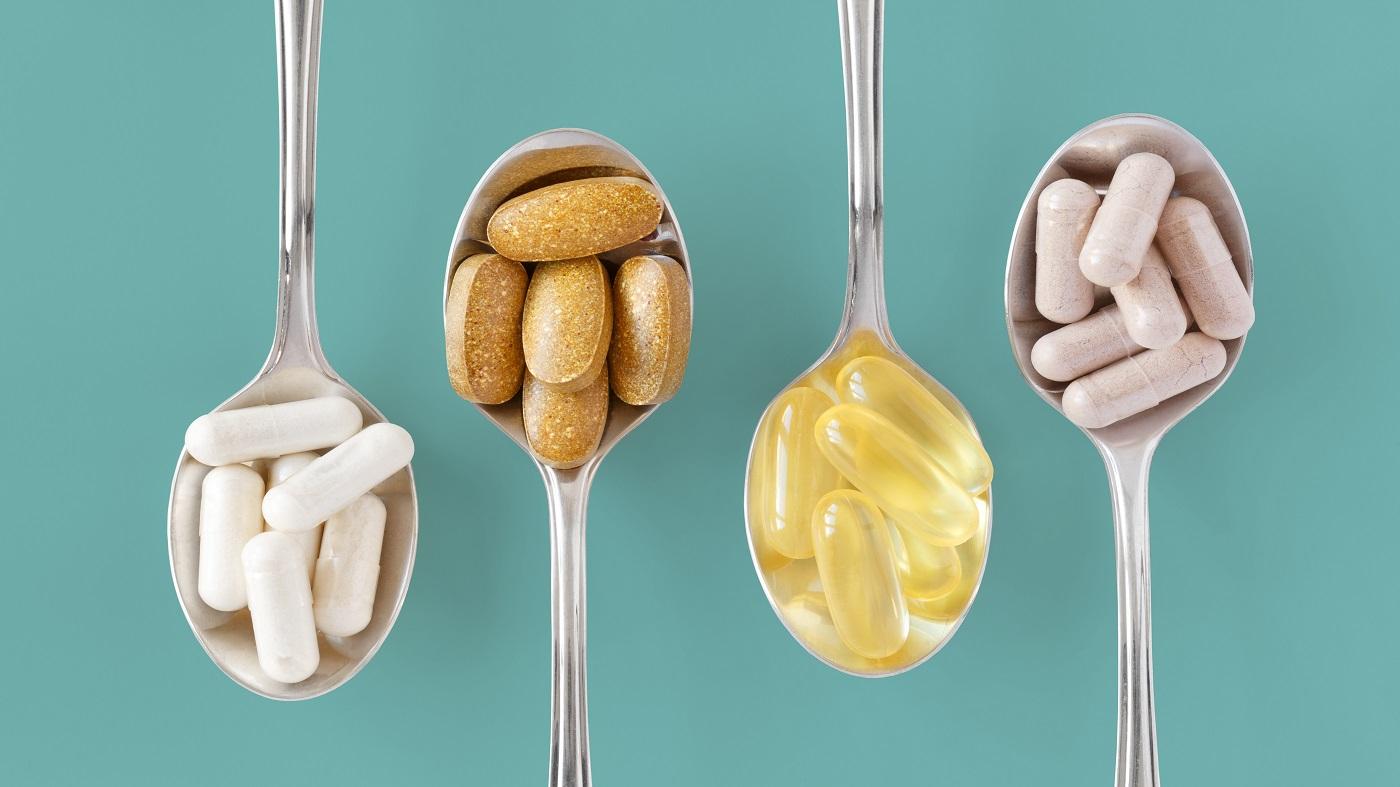 Видове витамини