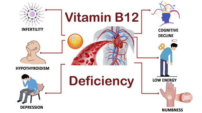 Дефицит на витамин В12