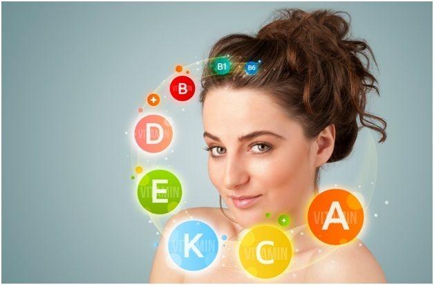 дефицитът на витамини за кожата