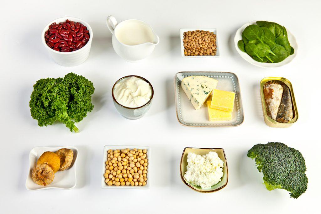 Подходяща диета при остеопороза