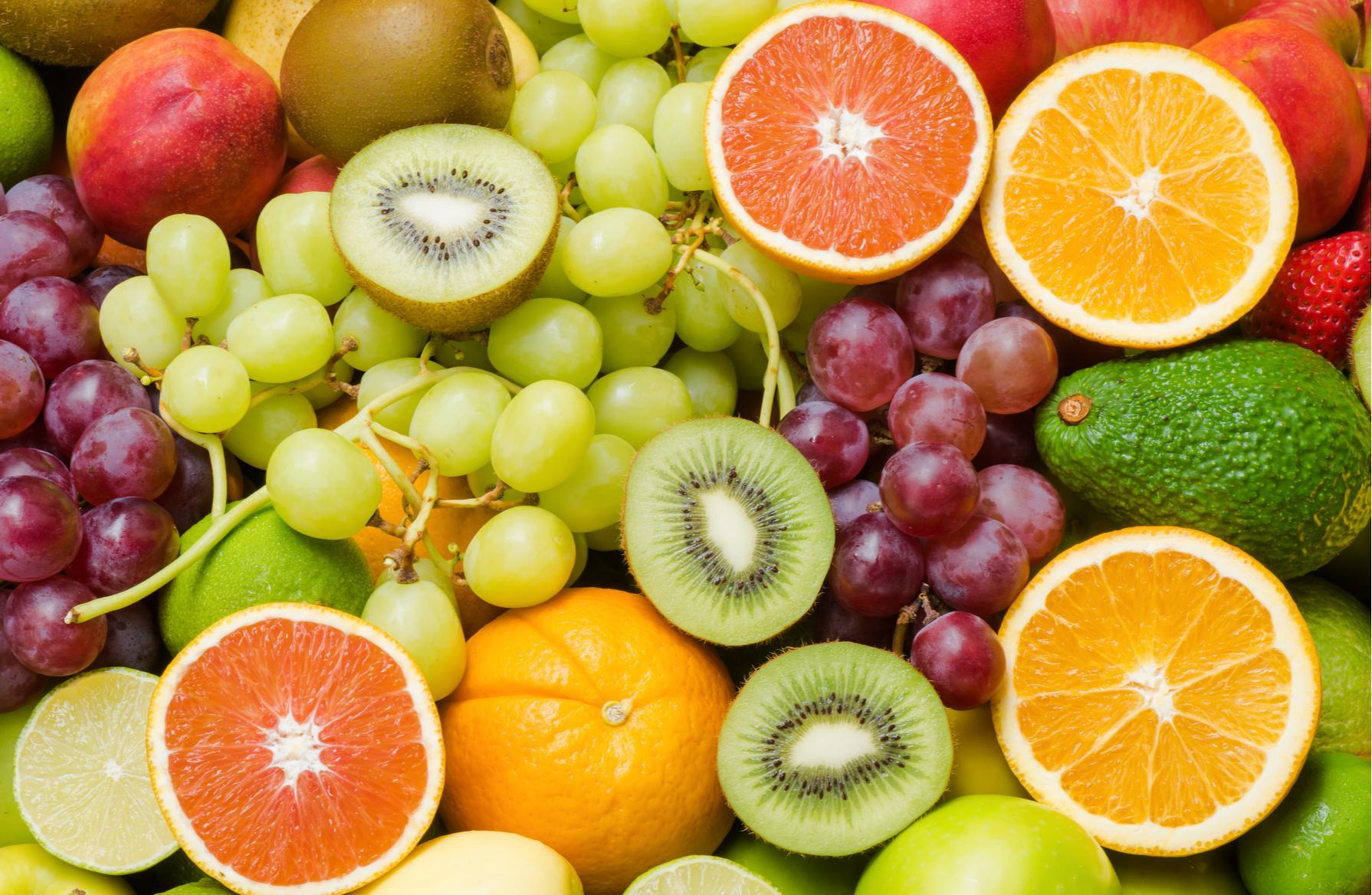 плодове с витамин с