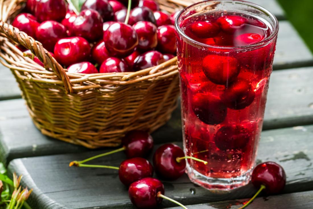 ползата от вишневия сок